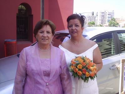 Mi segunda madre........
